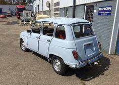 Automobile, Van, Europe, Vehicles, Renault 4, Classic Cars, Tin Cans, Souvenirs, Car