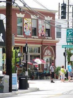 Bardstown Road- Louisville, Kentucky
