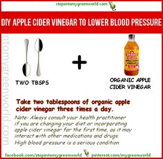Do YOU use Braggs Apple Cider Vinegar?  Here is one of the many uses for it.  FOR THE TOP 10 BENEFITS OF APPLE CIDER VINEGAR:  http://www.stepintomygreenworld.com/greenliving/greenfoods/top-10-benefits-of-organic-apple-cider-vinegar/  ✒ Share | Like | Re-pin | Comment