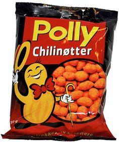 Chili nuts. These are SO addictive.