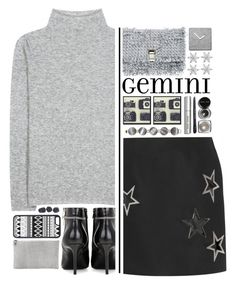 """""What's Your Fashion Horoscope?"" - Gemini Edition!"" by arierrefatir ❤ liked on Polyvore featuring Anthony Vaccarello, The Row, Yves Saint Laurent, Proenza Schouler, Lauren Merkin, CellPowerCases, Van Cleef & Arpels, Bobbi Brown Cosmetics, Kendra Scott and Graham & Brown"
