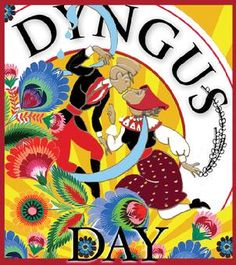 Dyngus Day is a wonderful Polish heritage celebration on the Monday after Easter Sunday...you don't have to be of Polish ancestry to enjoy it!