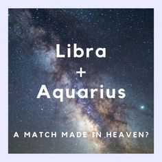 What happens when these two air signs meet and truly understand each other? Here's why Aquarius and Libra are destined to be together. Libra Man Aquarius Woman, Libra Man In Love, Aquarius And Libra, Libra Horoscope, Aquarius Libra Compatibility, Sagittarius In Love, Libra Quotes Zodiac, Aquarius Quotes, Zodiac Signs Aquarius
