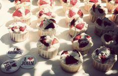 Beatles Themed Party Strawberry Fields