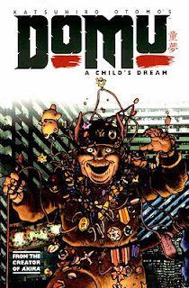 Mangas: Domu - Katsuhiro Otomo