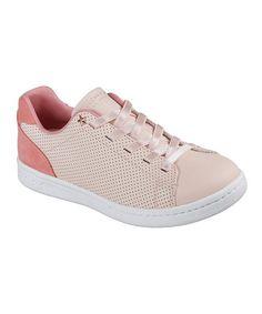d74fe996b2 Skechers Light Pink Darma Soft Spot Leather Sneaker - Women