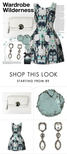 """""""Wardrobe Wilderness"""" by gaby-mil ❤ liked on Polyvore featuring MARBELLA, Chantecaille, Torrid and wardrobewilderness"""