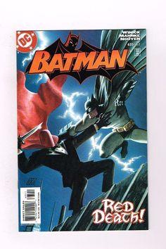 BATMAN (V1) #635 Return of RED HOOD! Modern Age classic! Grade 9.4  http://www.ebay.com/itm/-/302153356398?roken=cUgayN&soutkn=cGfVC1