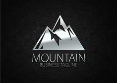 Mountain Logo by eSSeGraphic on Creative Market