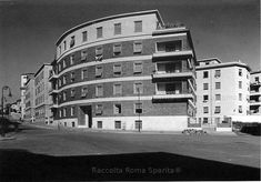Roma Sparita - Piazza Ledro Trieste, Bed And Breakfast, Old Photos, Rome, Multi Story Building, World, Vintage, Photos, Italy