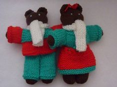 How to make knitted, dressed teddies - Salty Sam's Fun Blog for Children - Post 276 Luddites * LOADS OF COOL STUFF FOR KIDS * KIDS CRAFT TUTORIALS * FREE DOWNLOADS – www.christina-sinclair.com Free Downloads, Hello Everyone, Craft Tutorials, Grandparents, Cool Kids, Something To Do, Knitting Patterns, Crafts For Kids, Cool Stuff