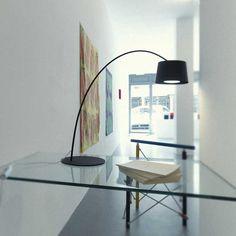 Twiggy Lampe, Svart, Foscarini