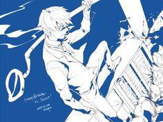Tags: Durarara!!, Heiwajima Shizuo