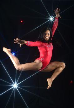 Gabby Douglas from 2016 U.S. Olympic Portraits  Gymnast