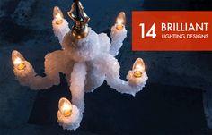 14 Inspiring New Lighting Designs from Milan Design Week