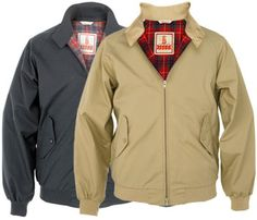 Nice article on why you should have a Baracuta G9 Harrington. I don't, so feel free to buy one for me Internet. Thanks.