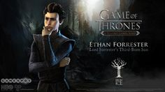 Ethan Forrester Game of Thrones