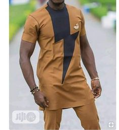 Royal Groom Senator / Native Wear in Ikeja - Clothing, Royal Stitches Fashion Designers Nigerian Men Fashion, African Fashion Ankara, Latest African Fashion Dresses, African Print Fashion, Africa Fashion, African Male Suits, African Shirts For Men, African Attire For Men, African Wear