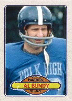 Al Bundy after Cuyler Smith