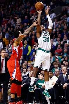Paul Pierce holding things together