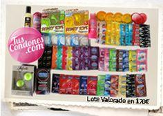 ¡Desata tu pasión con este Pack erótico! #SorteosActivos #sorteamus Sorteo por #TusCondones.com