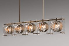 Rochillon Chandelier by Jonathan Browning Studios, INc