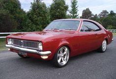 Holden Monaro HT GTS 1969.