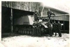 Panzerjäger Nashorn   WW2 tanks   Flickr