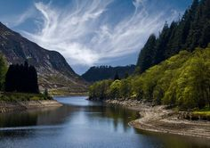 Elan Valley in Wales. Definitely on the list to visit. Had the opportunity in high school but didn't go :/