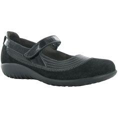 f7d6976bab2 Kirei in Black  179.95 at ShoeMill.com Naot Shoes