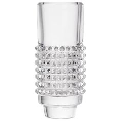 For Sale on - A fine and stylish vintage Swedish art glass Corona 3 vase designed by Bengt Edenfalk for Skruf Glasbruk. The tall cylindrical shaped crystal glass vase Murano Glass Vase, Green Vase, Crystal Vase, Modern Ceramics, Glass Material, Modern Glass, Ceramic Vase, Glass Design, Glass Art