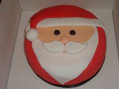 fun christmas cakes - Google Search