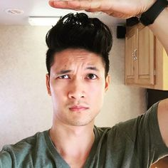 Harry Shum Jr. News