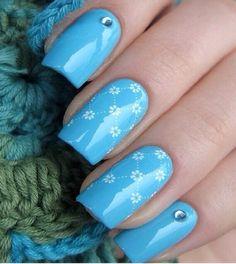 #nails #pretty #nailart #diynails #summer