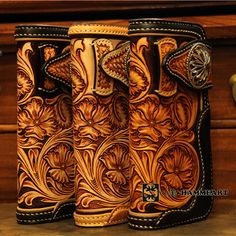leathercraft carving - Google Search