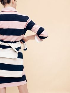 The 1984 Rugby Shirtdress