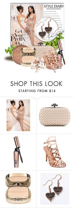Get Your Pretty On by charmedbybonnie on Polyvore featuring Madden Girl, Bottega Veneta, Dolce&Gabbana and Benefit