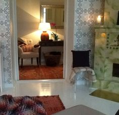Elegant entrance Oversized Mirror, Entrance, Elegant, Furniture, Home Decor, Texture, Classy, Entryway, Decoration Home