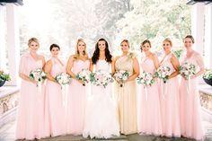 NJ wedding / kay english photography / bridesmaids