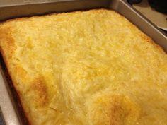 Paula Deen Pineapple Gooey Butter Cake