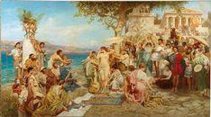 19th Century Paintings - Henryk Siemiradzki Workshop - Dorotheum