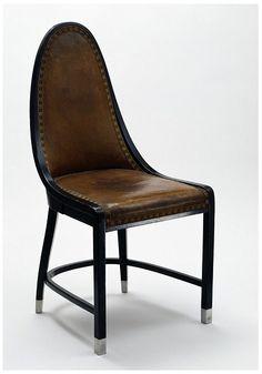 Chair | Josef Hoffmann | c. 1901 / Vienna, Austria