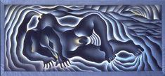 Judy Chicago - Earth Birth, 1983