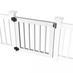 Standard Gate Kit For 36 In. Square Baluster Original Rail, Deck Rail, Porch…