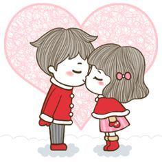 53 New ideas memes de amor bonitos Cute Couple Pictures Cartoon, Cute Love Pictures, Cute Love Cartoons, Gif Pictures, Love You Gif, Cute Love Gif, Cartoon Gifs, Cute Cartoon Wallpapers, Gif Lindos
