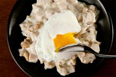 Turkey Hash with Poached Eggs Recipe - CHOW