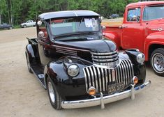 Springtime Truck Show - Lincoln, ME - 2016 Gm Trucks, Cool Trucks, Station Wagon, 1946 Chevy Truck, Classic Pickup Trucks, Old Pickup, Aircraft Engine, American Classic Cars, Chevy Pickups