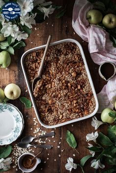 Caramelized Apple & Browned Butter Baked Oatmeal (The Kitchen McCabe) Breakfast Dishes, Breakfast Time, Breakfast Recipes, Fall Breakfast, Strawberry Cream Cakes, Strawberries And Cream, Brunch Recipes, Sweet Recipes, Egg Recipes