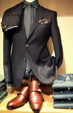 I  love they way they put this together  #mens #fashion #likethis