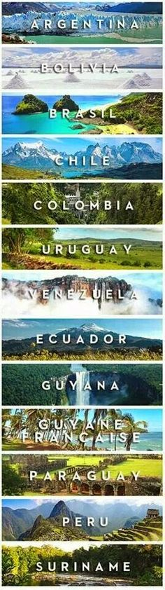 Travel With United Military Travel : South America: Need To Know Before You Go